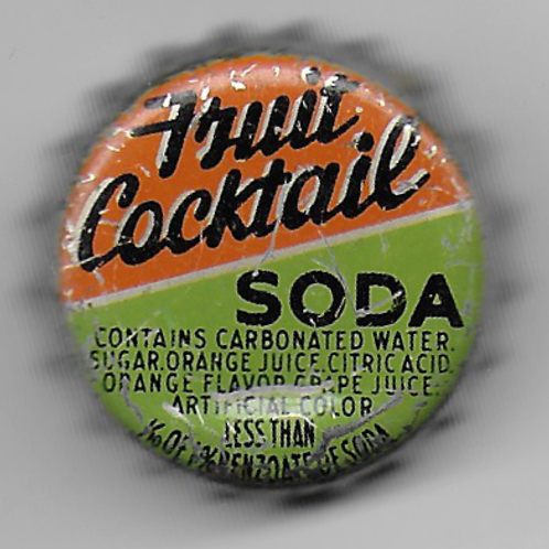 FRUIT COCKTAIL SODA