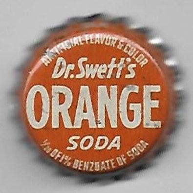 DR. SWETT'S ORANGE SODA 1
