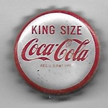 COCA-COLA KING SIZE