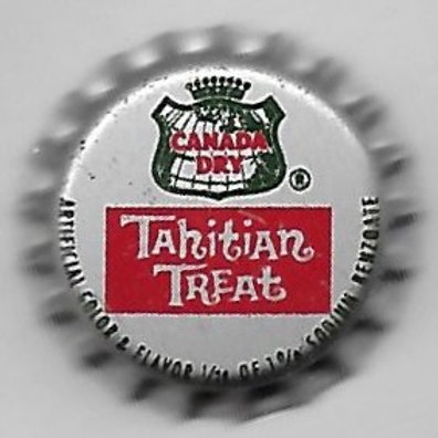 CANADA DRY TAHITIAN TREAT