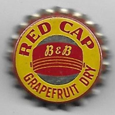RED CAP B&B GRAPEFRUIT DRY