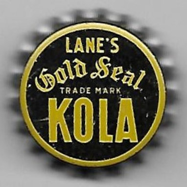 LANE'S GOLD SEAL KOLA