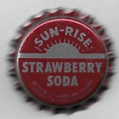 SUN-RISE STRAWBERRY SODA