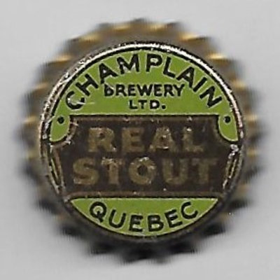 CHAMPLAIN REAL STOUT; QUEBEC
