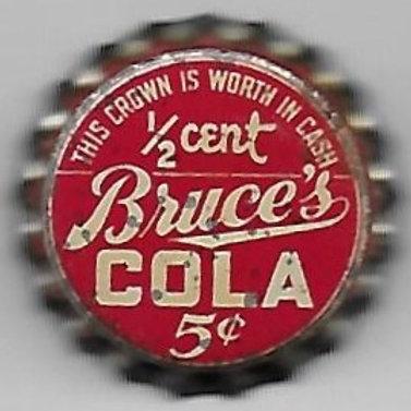 BRUCE'S COLA