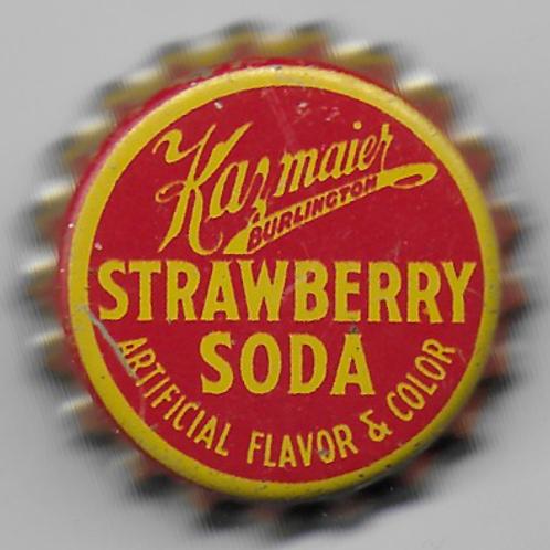 KAZMAIER STRAWBERRY SODA