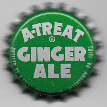A-TREAT GINGER ALE