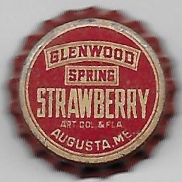 GLENWOOD SPRING STRAWBERRY