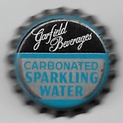 GARFIELD BEVERAGES CARBONATED SPARKLING WATER