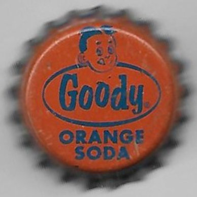 GOODY ORANGE SODA