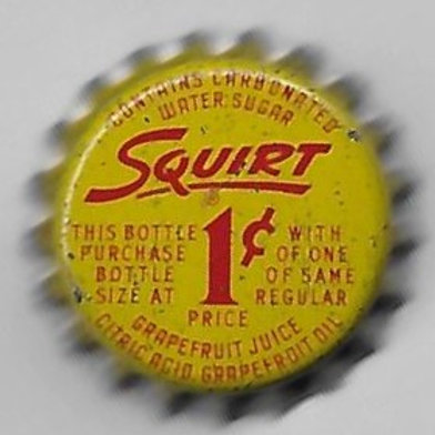 SQUIRT 1 CENT