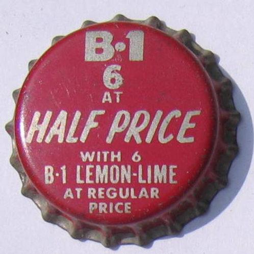 B-1 HALF PRICE