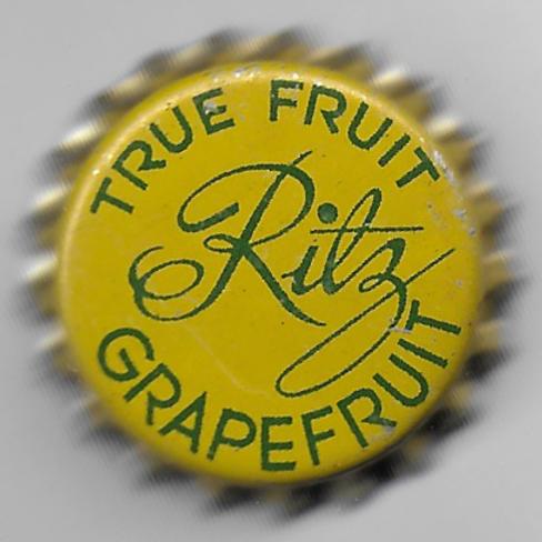 RITZ TRUE FRUIT GRAPEFRUIT