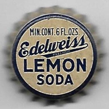 EDELWEISS LEMON SODA