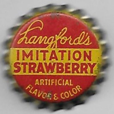 LANGFORD'S IMITATION STRAWBERRY