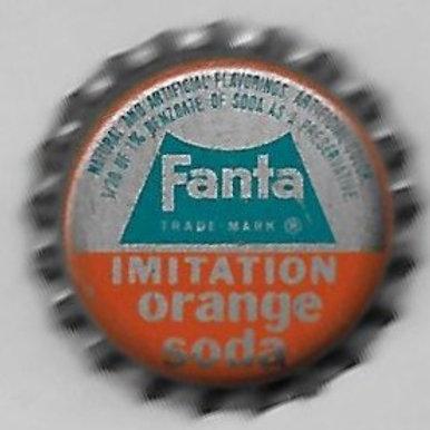 FANTA IMITATION ORANGE SODA
