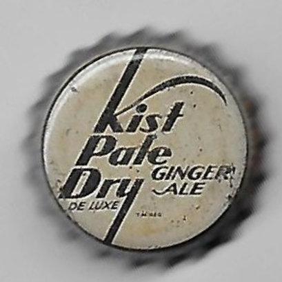 KIST GINGER ALE PALE DRY DE LUXE