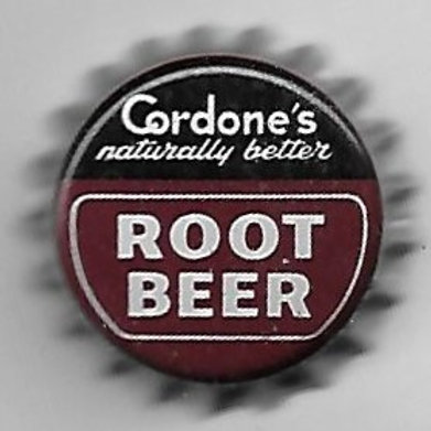 CORDONE'S ROOT BEER