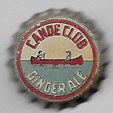 CANOE CLUB GINGER ALE