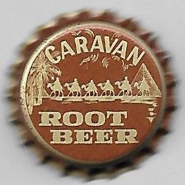 CARAVAN ROOT BEER