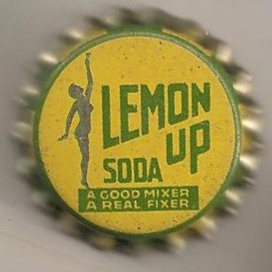 LEMON UP SODA