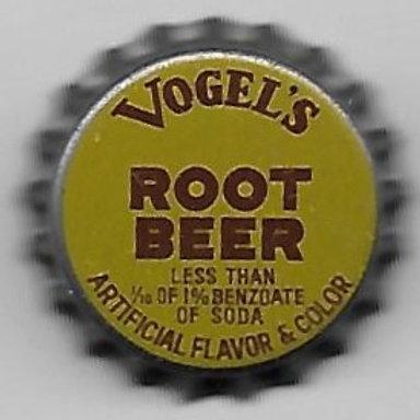 VOGEL'S ROOT BEER