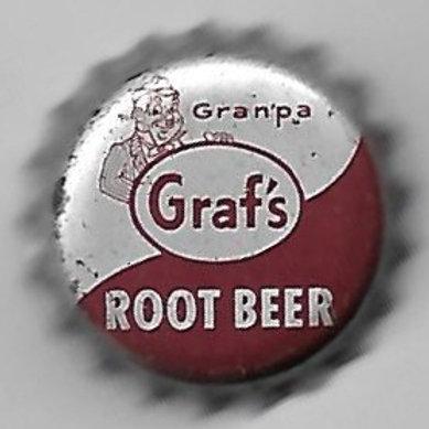GRAF'S, GRANPA GRAF'S ROOT BEER