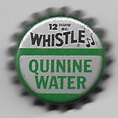WHISTLE QUININE WATER