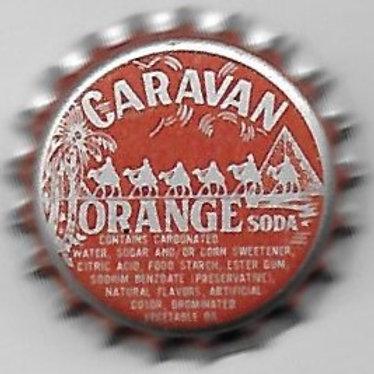 CARAVAN ORANGE