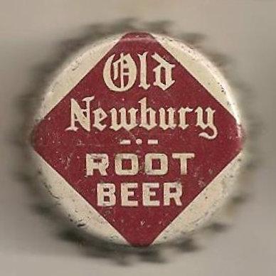 OLD NEWBURY ROOT BEER