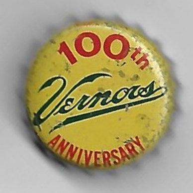 VERNORS 100TH ANNIVERSARY