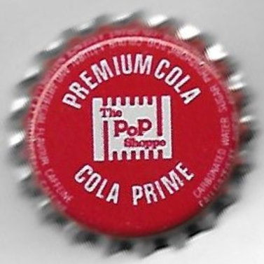 THE POP SHOPPE COLA, PREMIUM
