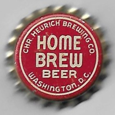 HOME BREW, CHRISTIAN HEURICH BREWING, WASHINGTON D.C.
