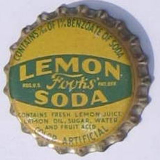 FOOK'S LEMON SODA