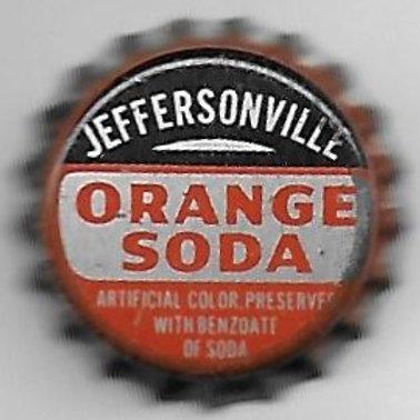 JEFFERSONVILLE ORANGE SODA