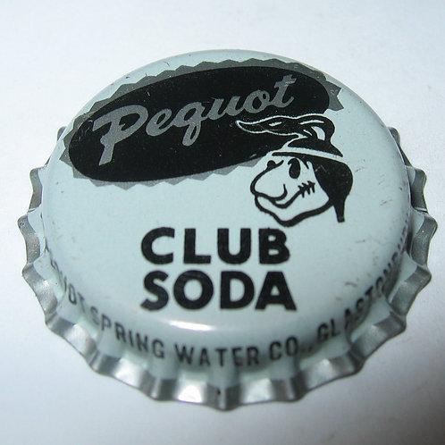 PEQUOT CLUB SODA MAGNET