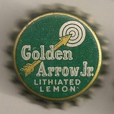 GOLDEN ARROW JR. LITHIATED LEMON