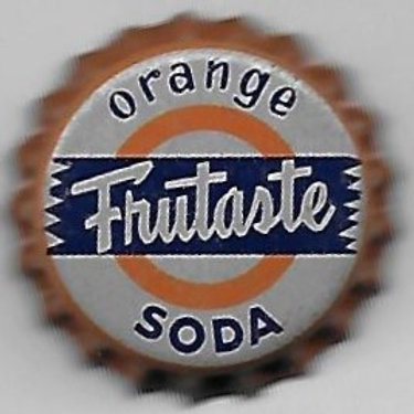 FRUTASTE ORANGE SODA