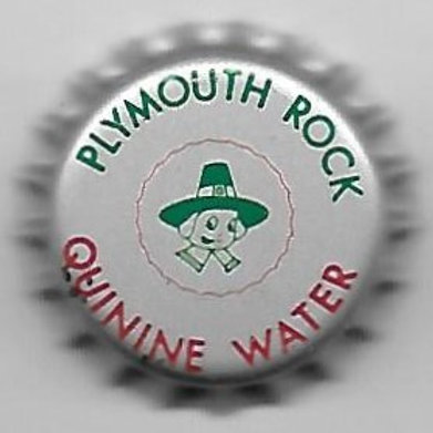 PLYMOUTH ROCK QUININE WATER