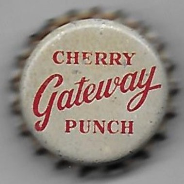 GATEWAY CHERRY PUNCH PIN