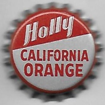 HOLLY CALIFORNIA ORANGE