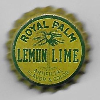 ROYAL PALM LEMON LIME