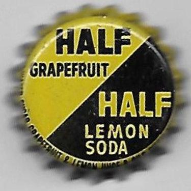 HALF GRAPEFRUIT HALF LEMON 2
