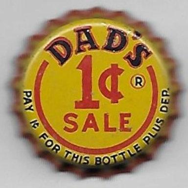 DAD'S 1 CENT SALE
