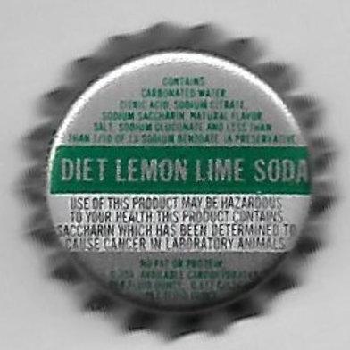 LEMON-LIME, DIET 2