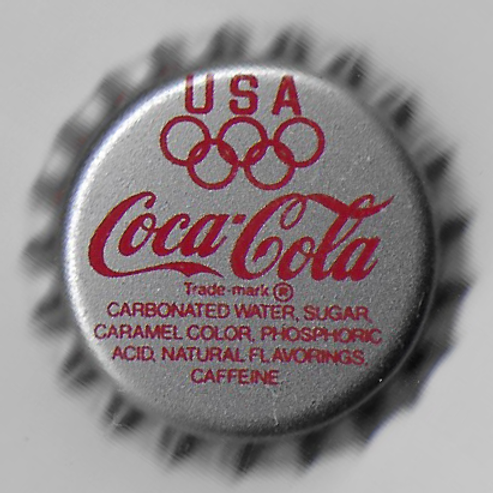COCA-COLA OLYMPIC RINGS
