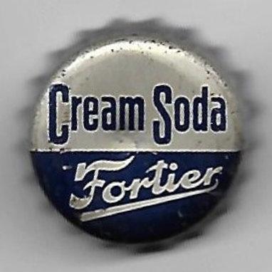 FORTIER CREAM SODA