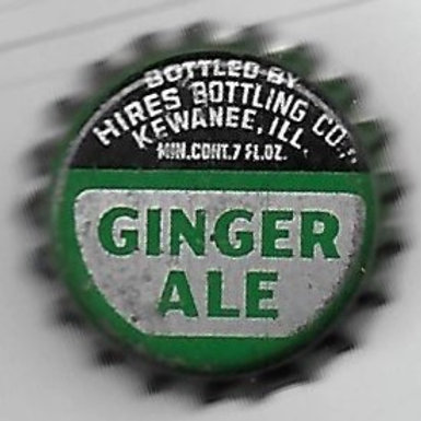 HIRES GINGER ALE