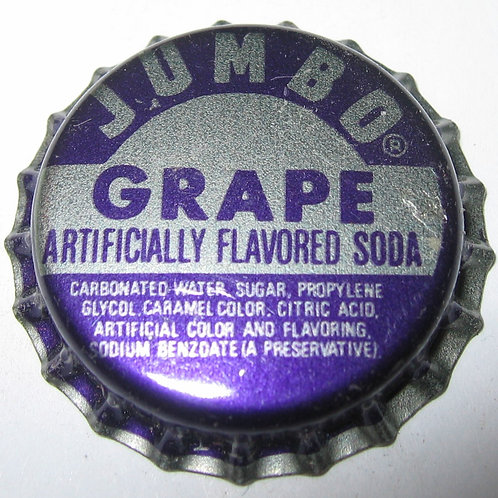 JUMBO GRAPE MAGNET