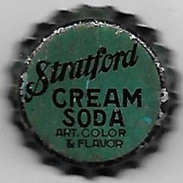 STRATFORD CREAM SODA